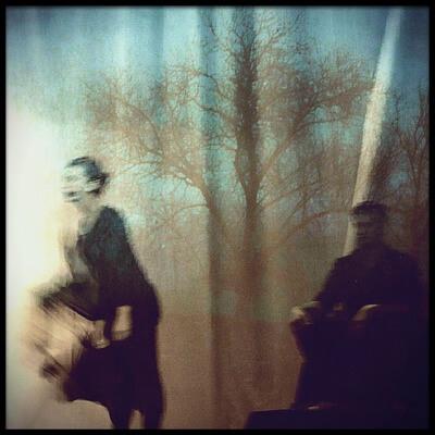 Art print titled Shadows by the artist Dalibor Davidovic