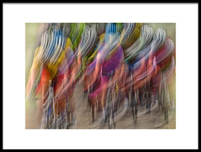 Art print titled Shake It to the Right by the artist Lou Urlings