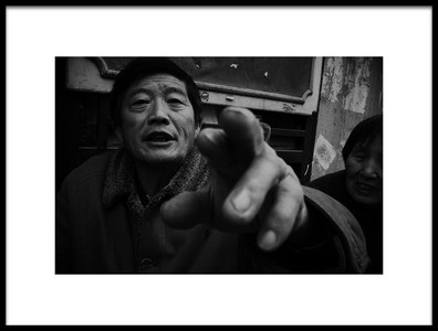 Buy this art print titled Shanghai,CHINA2015 by the artist Hiroyuki Nakada