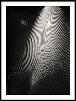 Buy this art print titled Shapes of the Wind by the artist Izidor Gasperlin