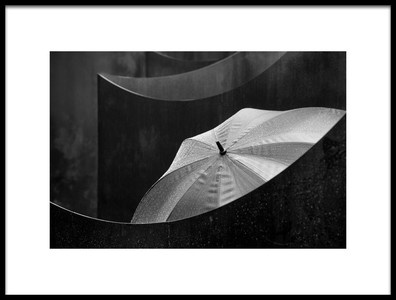 Art print titled Shielded by the artist Marc Apers