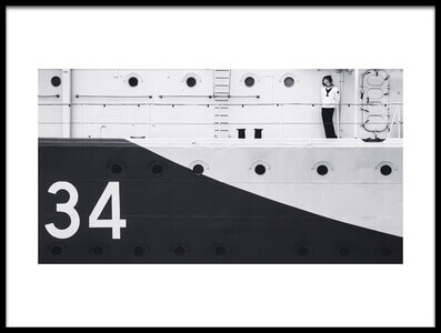 Buy this art print titled Ship 34 by the artist Padurariu Alexandru