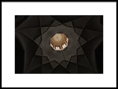 Buy this art print titled Simple Stucco by the artist Ali Tafazoli Yazdi
