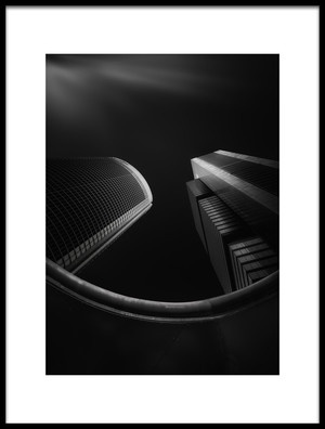 Buy this art print titled Sinuous Ways by the artist Jorge Ruiz Dueso