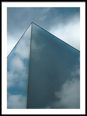 Buy this art print titled Skyreflect by the artist Gilbert Claes