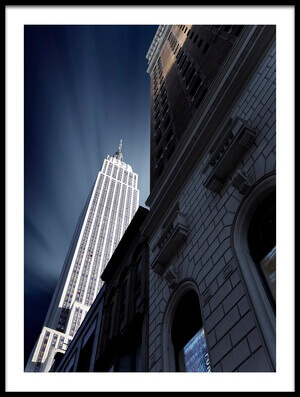 Buy this art print titled Skyscraper by the artist Sebastien DEL GROSSO