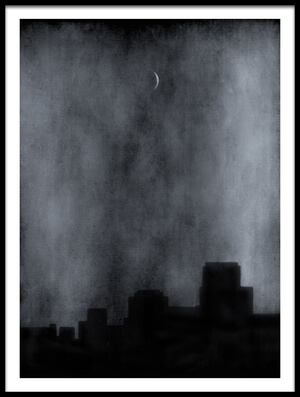 Buy this art print titled Sliver by the artist jeffrey hummel