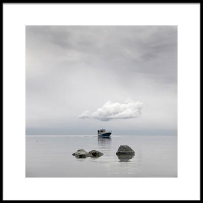 Buy this art print titled Small Vessel by the artist Valmar Valdmann