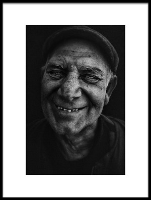 Buy this art print titled Smile by the artist Fadhel Almutaghawi