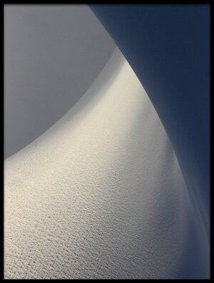 Buy this art print titled Snow by the artist Bror Johansson