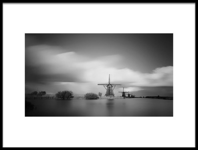 Art print titled So Dutch by the artist Saskia Dingemans
