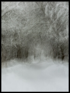 Buy this art print titled Soft Snow by the artist Arne Östlund