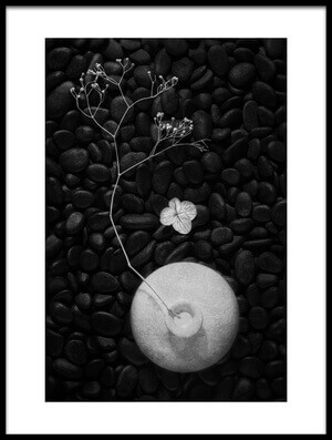 Buy this art print titled Sole Vase by the artist Stephen Clough