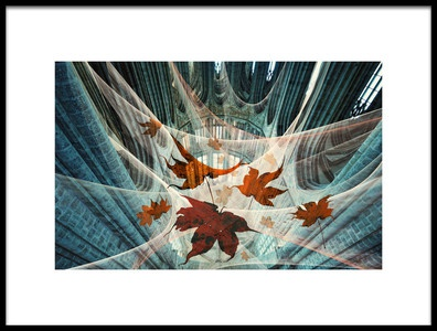 Art print titled Soul Catcher by the artist Esther Margraff