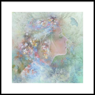 Art print titled Spring by the artist Natalia Simongulashvili   ( NATALIORION )