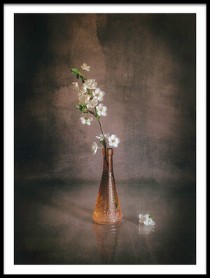 Buy this art print titled Spring Flowers by the artist çiçek kıral