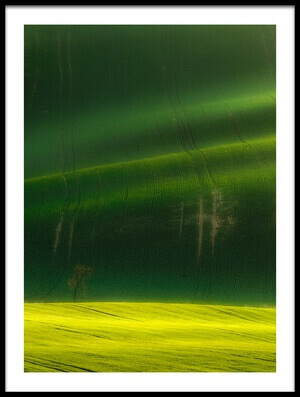 Art print titled Spring Time by the artist Piotr Krol (Bax)