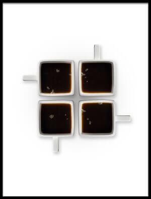 Buy this art print titled Square by the artist Wieteke de Kogel