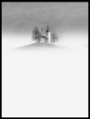 Buy this art print titled St Thomas Church by the artist Ales Krivec