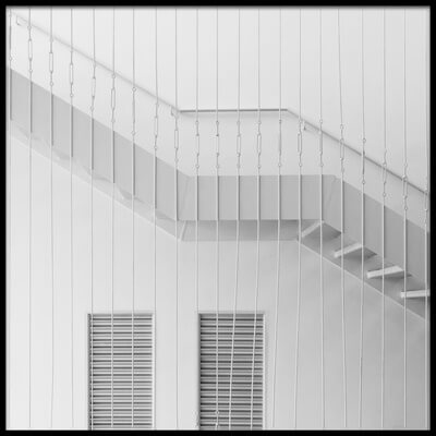 Buy this art print titled Stairs by the artist dong hee HAN