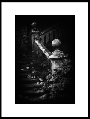 Buy this art print titled Stairs Decay by the artist Marianne Siff Kusk
