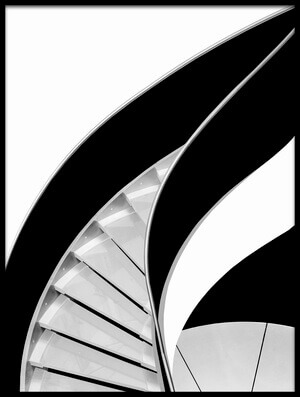 Art print titled Stairway to Heaven by the artist Rui Correia