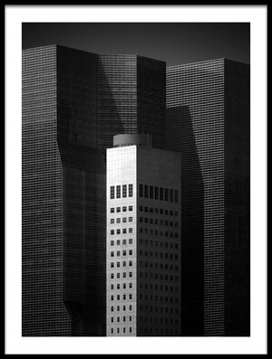 Buy this art print titled Standing Tall by the artist Louis-Philippe Provost