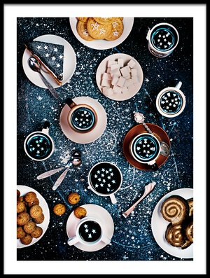 Buy this art print titled Stargazers by the artist Dina Belenko