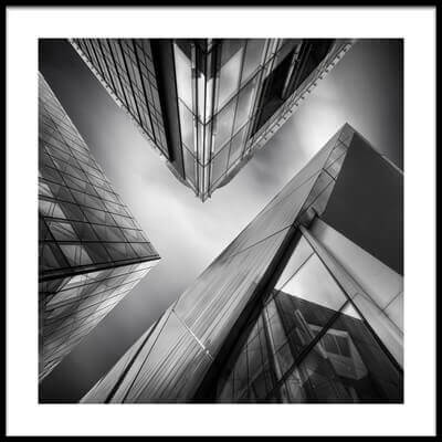 Buy this art print titled Steel World by the artist Martin Marcisovsky