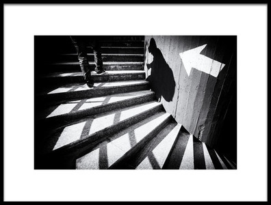 Buy this art print titled Step by Step by the artist Karol Važan