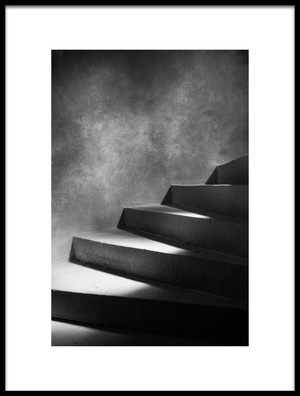 Buy this art print titled Steps of Light by the artist Mark Seawell