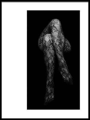 Buy this art print titled Stockings II by the artist Nándor László