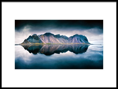 Buy this art print titled Stokksnes by the artist wim denijs