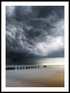 Buy this art print titled Storm Is Coming by the artist Mindaugas Žarys