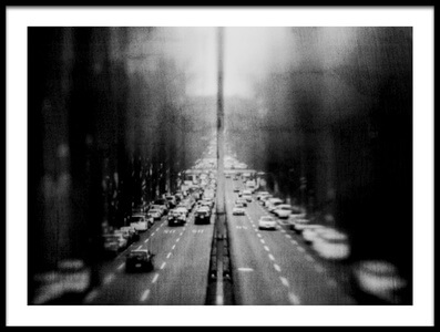 Buy this art print titled Street by the artist Teruhiko Tsuchida