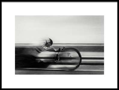 Buy this art print titled Street Racer by the artist Bruno Flour