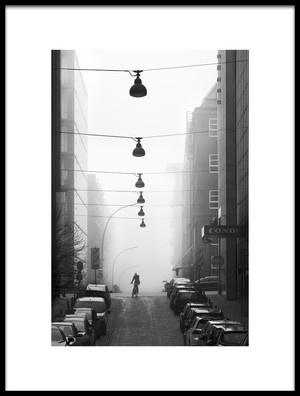 Buy this art print titled Streets of Hamburg by the artist Alexander Schönberg