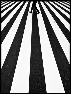 Buy this art print titled Stripe by the artist Kouji Tomihisa