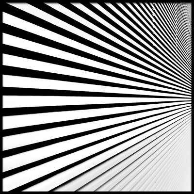 Buy this art print titled Striped Wall by the artist Paulo Abrantes