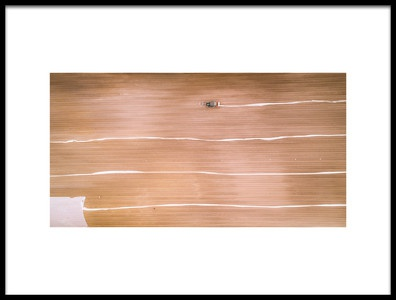 Buy this art print titled Stripes by the artist Saša Pezelj