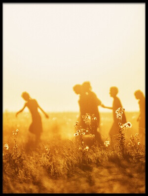 Buy this art print titled Summer Friendship by the artist olari ionut