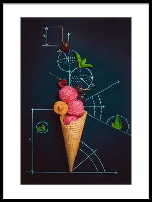 Buy this art print titled Summer Homework by the artist Dina Belenko