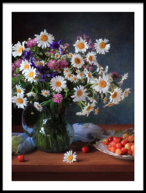 Art print titled Summer Mood by the artist Tatyana Skorokhod (Татьяна Скороход)
