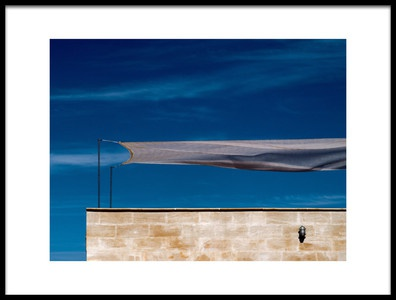 Art print titled Summer Wind by the artist Rolf Endermann