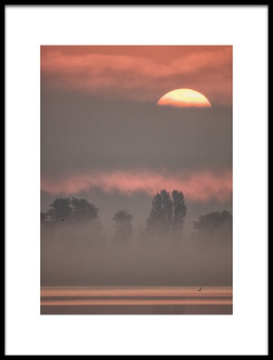 Buy this art print titled Sun III by the artist Heinz Hieke