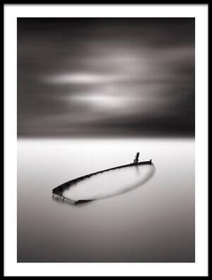 Buy this art print titled Sunken by the artist jordi egea torrent
