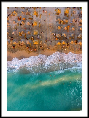 Buy this art print titled Sunrise at the Shore by the artist George-Tiberiu BUFAN