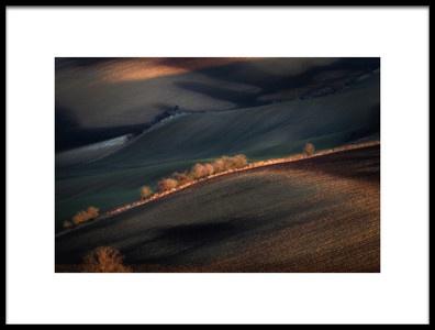 Art print titled Sunrise Prelude by the artist Marek Boguszak