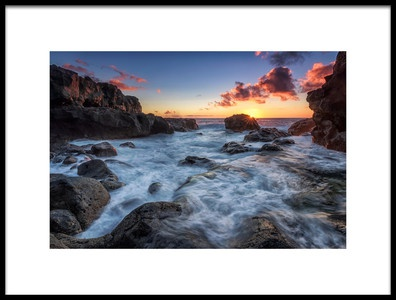 Buy this art print titled Sunstars Rocks by the artist Miguel Pascual