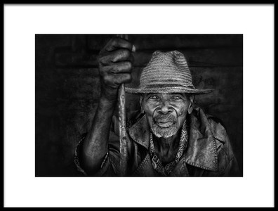 Art print titled Support by the artist Marc Apers